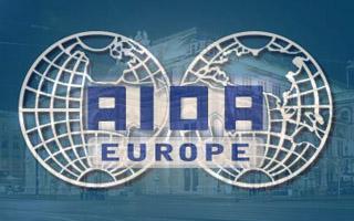 AIDA EUROPE konferencia