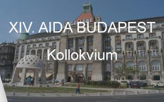 XIV. AIDA Budapest Biztosítási Kollokvium